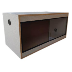 Budget Cage 1200 x 350 x 400 (Low)