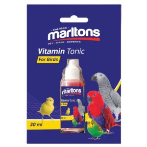 3281 Marltons Vitamin Tonic 30ml at Rebel Pets