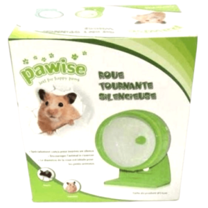 4362 Pawise Rodent Running Wheel at Rebel Pets