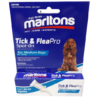 55503 Marltons Tick & FleaPro Medium Dogs at Rebel Pets