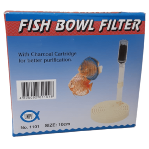 AFG946 Fish Bowl Filter at Rebel Pets