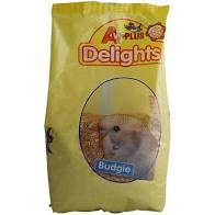 Delights- Budgie 800G