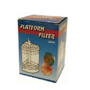 Corner Platform Filter Large