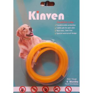 Kinven Medium Tick and Flea Collar