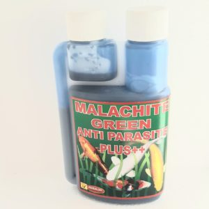 MALACHITE GREEN ANTI - PARASITE ++ 200ML