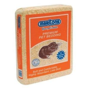 MARLTONS PET LITTER 2KG (9L) COMPRESSED