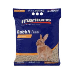 MARLTONS RABBIT PELLETS 4KG