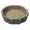Reptile Log Water Bowl - Small (10x3cm)