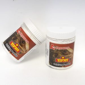 Top Pet Reptisup Calcium Powder 50g