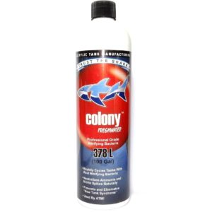 atm colony freshwater 473ml treats 378ltr