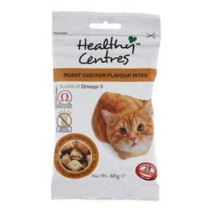 Healthy Centres - Roast Chicken Cat Treats (60g)