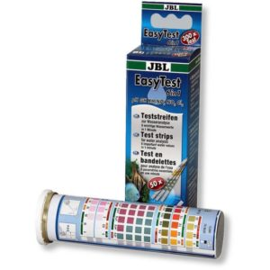 Jbl Test Strips For Quick Aquarium Water Testing Easytest 6in1