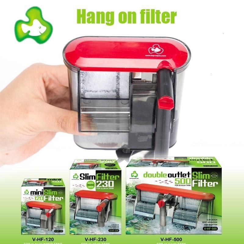 Mini Slim Hang On Filter 120l H Rebel Pets