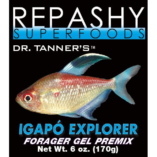 Repashy Igapo Explorer 84g Rebel Pets