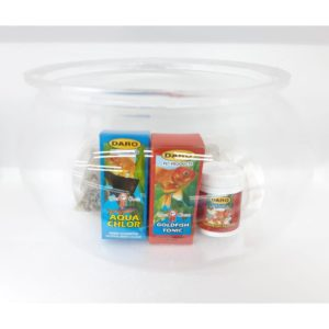 STARTER FISH BOWL KIT 185mm