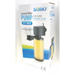 SOBO Internal Aquarium Filter – Small (800L/H) 9w