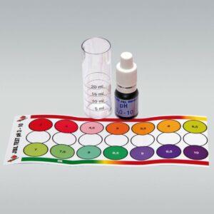 JBL pH Test 3.0-10.0 2