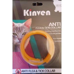 Kinven Small Tick and Flea Collar