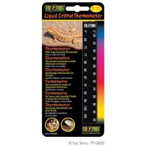 EXO TERRA WIDE RANGE THERMOMETER