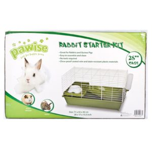Pawise Rabbit Starter Kit (71x43x40cm)