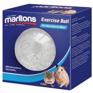4221 Marltons Hamster Exercise Ball at Rebel Pets