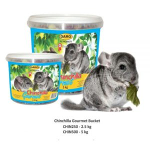 Chinchilla bucket