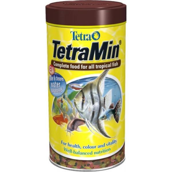 TETRAMIN 200G - 1000ML Flake