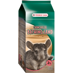 CHINCHILLA BATHING SAND 2ltr