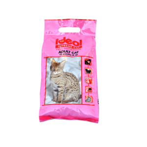 Ideal Cat Food Adult 1.8kg