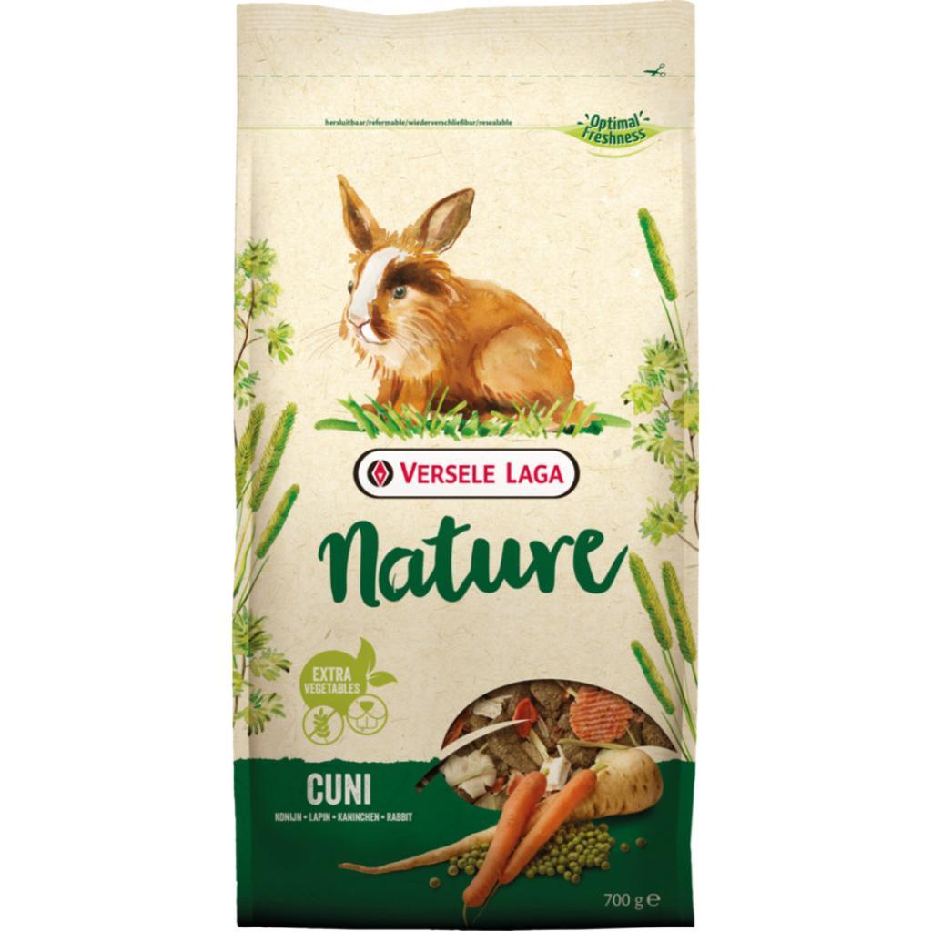 Versele Laga Cuni Nature 700g (Rabbit)