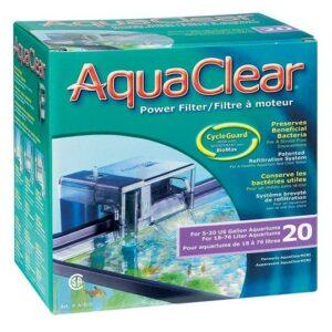 Aquaclear 20 (378 L/h)
