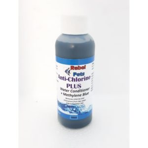 Rebel Pets Anti-Chlorine Plus 100ml