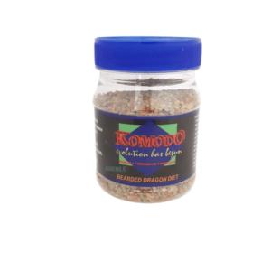 Komodo Juvenile Bearded Dragon Food 130g