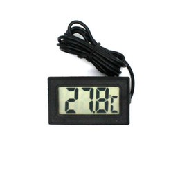 LCD Thermometer with probe