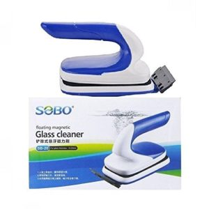 Glass Cleaner - Floating Magnetic for glass thickness: 16-20mm