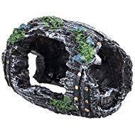 Hugo Kamishi - Broken Barrel with moss