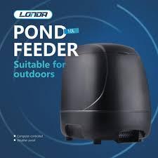 Londa Automatic Pond Feeder 10L