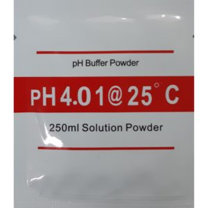 Ph 4.01 Calibration solution
