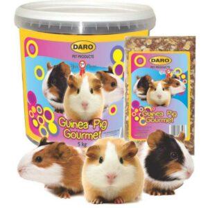 Guinea Pig Gourmet 1kg packet at Rebel Pets