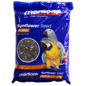 Marltons Sunflower Seed 1kg at Rebel Pets
