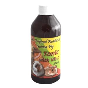 Robalon Original Rabbit n Guinea Pig Tonic with Vit C at Rebel Pets