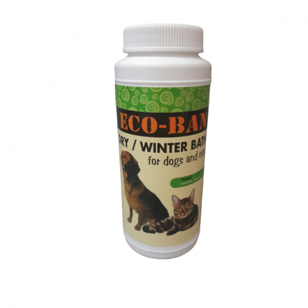 ECO-BAN DRY/WINTER SHAMP DOG & CAT 400ML