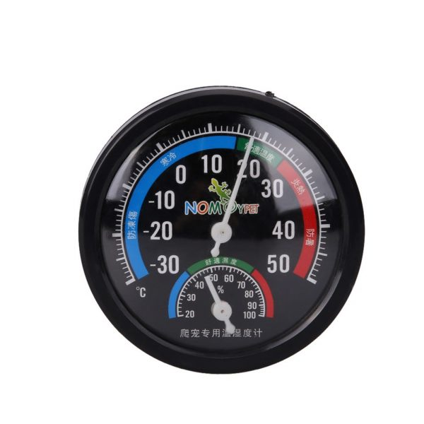Nomoy Pet Thermometer Hygrometer