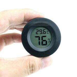 Mini Digital LCD Thermometer Hygrometer (no Probe)