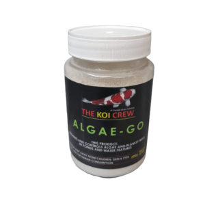 Algae Control 200g by The Koi Crew