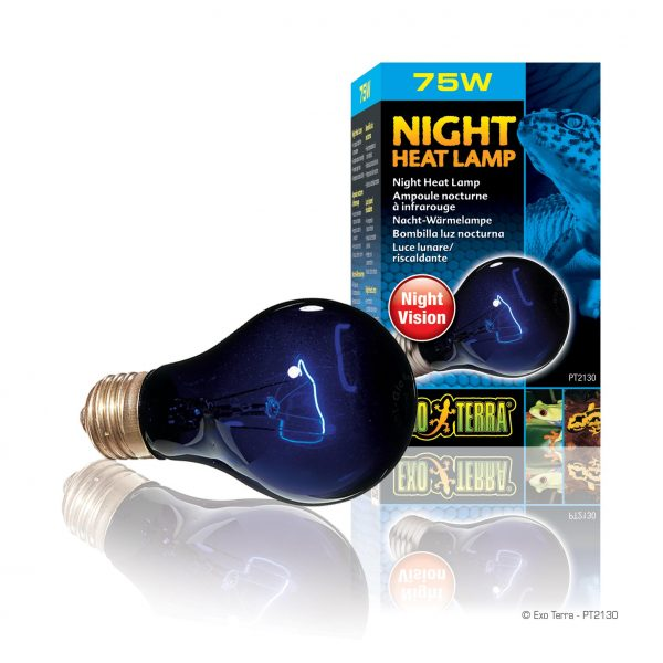 EXO TERRA NIGHTGLO MOONLIGHT 75W