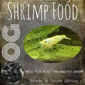 Nettle Mix Shrimp Food 10g