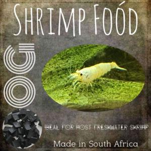 Dandelion Shrimp Food 10g
