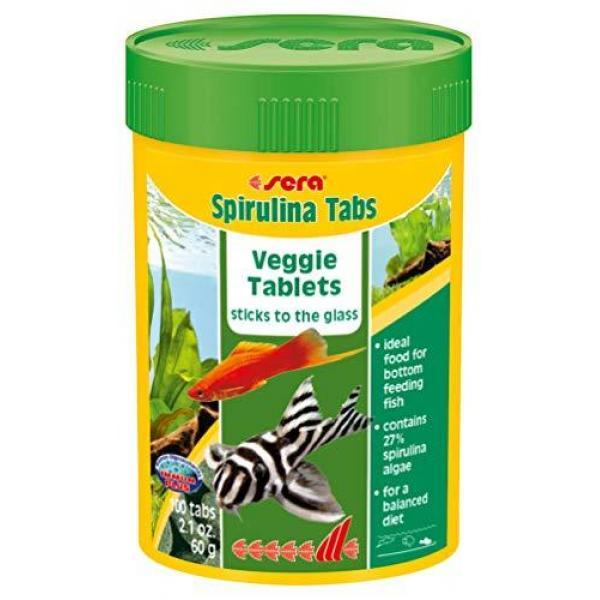 Sera Spirulina 100 Tabs