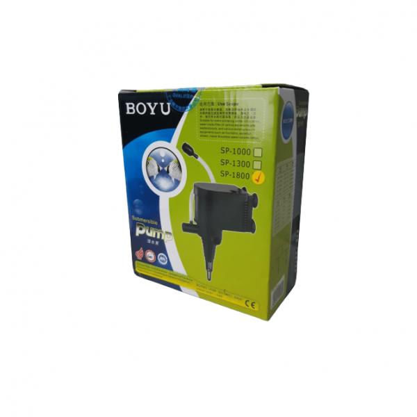 BOYU - Power Head 1100 L/Hr 1.3M 25W